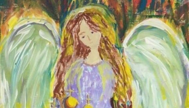 В Ізраїлі презентували виставку дитячих малюнків про Україну