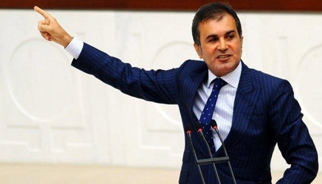 Анкара не розглядатиме партнерство з ЄС без членства