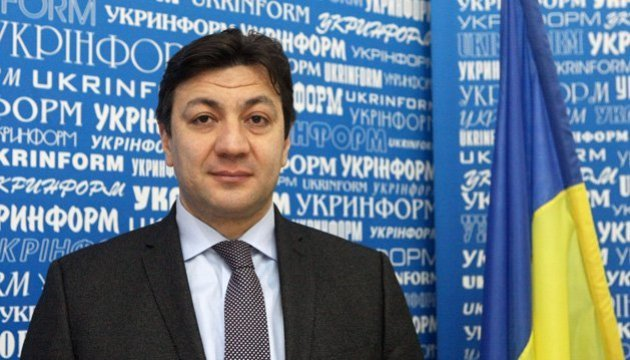 Azerbaijan interested in implementing energy projects in Ukraine