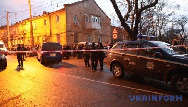 Очільник поліції Одеси розповів подробиці стрілянини в місті