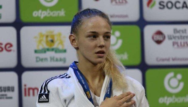 Дзюдо: Дарина Білодід перемогла на Гран-прі Тунісу