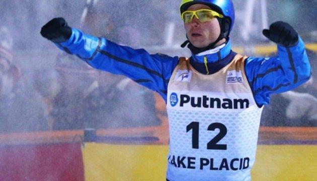 Фристайл: Украинец Абраменко - второй на этапе Кубка мира