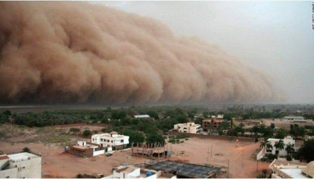 300 Urlauber in Ägypten wegen Sandsturm gestrandet