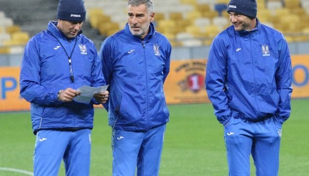 Сборная Украины сыграет в Киеве два матча против участников ЧМ-2018