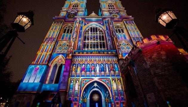 Вогні великого Лондона: в столиці Британії триває фестиваль світла
