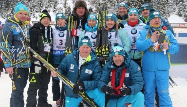 Пхьончхан-2018: Тренери назвали склад збірної України з біатлону