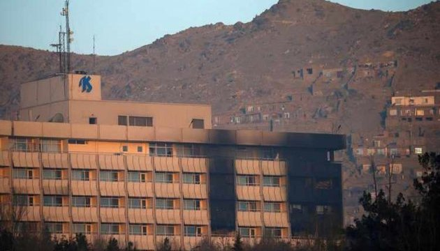 Напад на готель у Кабулі: стало відомо, де працював загиблий українець