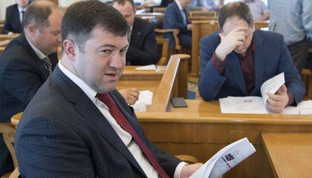 Данилюк заявляє, що вже зробив подання на звільнення Насірова