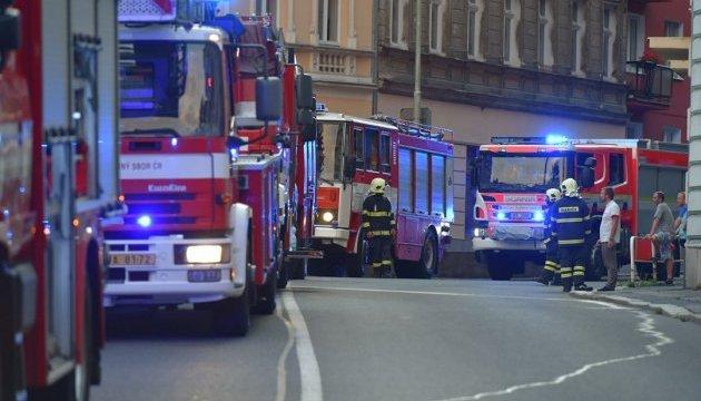 Кількість жертв пожежі у празькому готелі зросла до чотирьох осіб