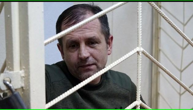 Кримський активіст Балух оголосив безстрокове голодування