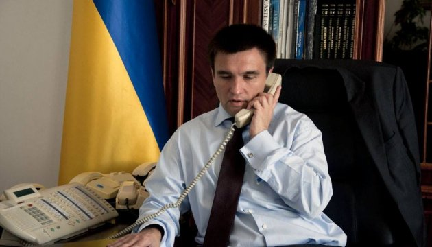 Ministerial meeting in 'Normandy format' to be held on February 16 – Klimkin