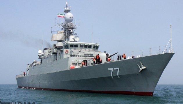 Новітній бойовий корабель Ірану переломився на дві частини - ЗМІ