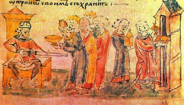 Цитати старовинних літописів, які вганяють росіян у ступор