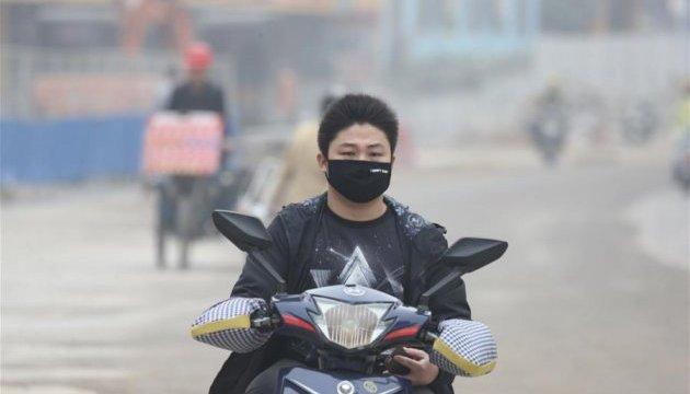 В Китае из-за тумана объявлен оранжевый уровень угрозы