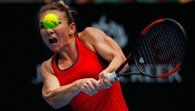 Халеп вийшла у чвертьфінал Australian Open і зберегла статус першої ракетки світу