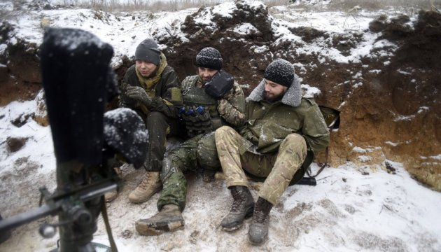 Ukrainian army sustained no losses over past day - Hutsuliak