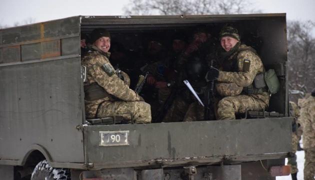 Украина усиливает охрану границы с Россией подразделениями ВСУ