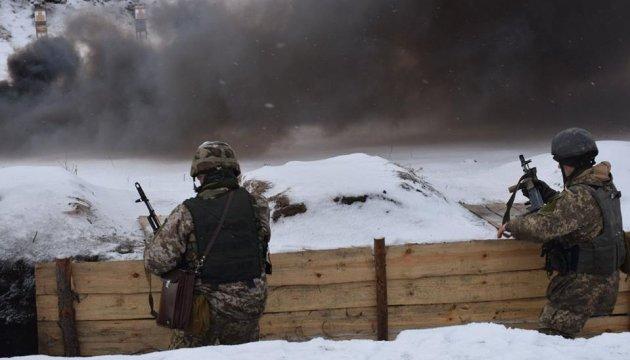 Сутки в АТО: на Донецком направлении враг применил 120-мм минометы