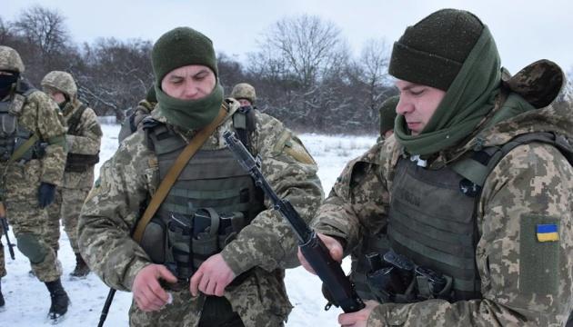 ATO: El enemigo usa morteros de 120 mm disparando en la dirección de Donetsk