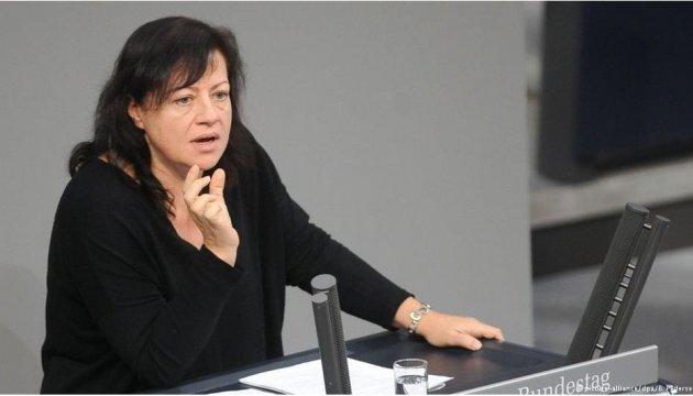 Німецький омбудсмен шокована ситуацією з правами людини в ОРДЛО