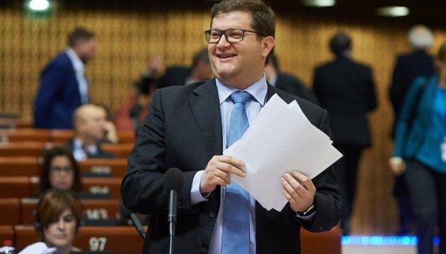 Ар'єва обрали віце-президентом ПАРЄ на 2018 рік