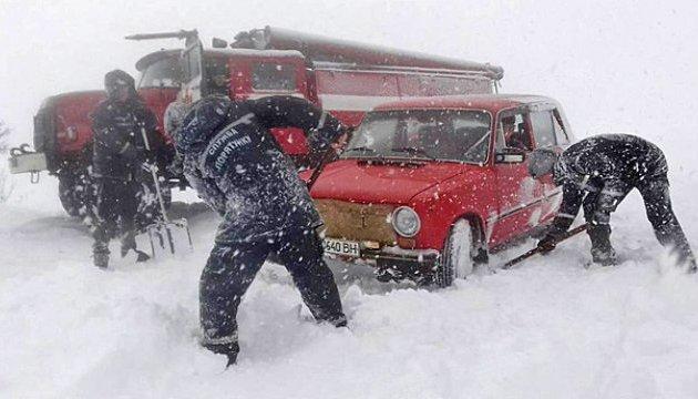 Сніговий буревій на Одещині. Чи буде зроблено висновки?