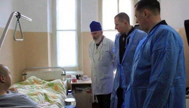 Стрілянина в Одесі: один із поліцейських лишається у тяжкому стані