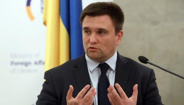 Клімкін не проти розширити СЦКК представниками Франції та Німеччини