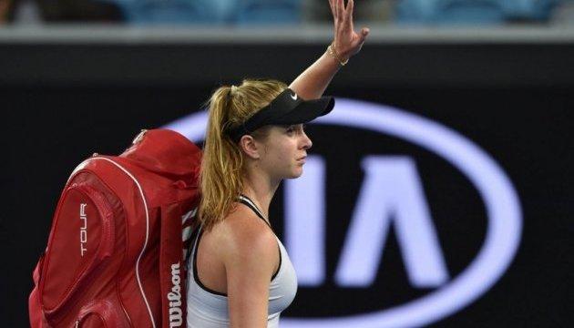 Світоліна програла Мертенс у чвертьфіналі Australian Open