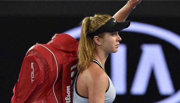 Australian Open: Svitolina scheidet aus