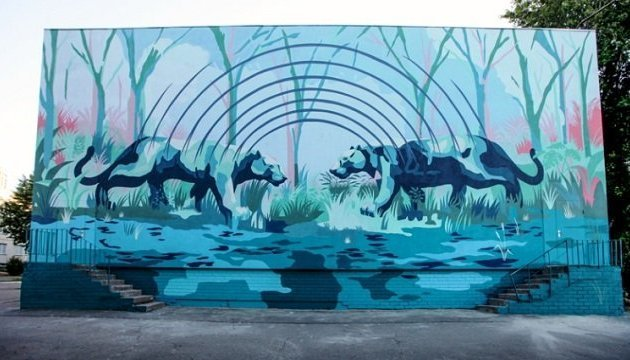 Ukrainian murals listed among best street art works 2017