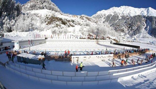 Чемпіонат Європи з біатлону стартує в Італії 24 січня
