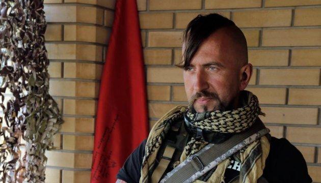 Киян закликають підтримати петицію про створення скверу імені Василя Сліпака