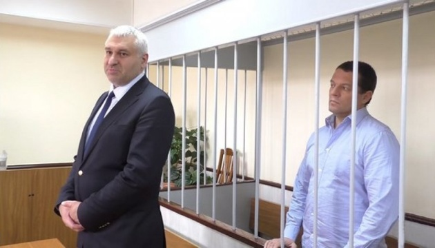 Sushchenko waiting for visit of Ukrainian human rights commissioner – Feygin