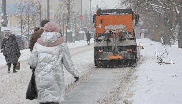 Погода на 8 лютого: до 9 градусів тепла і снігопади
