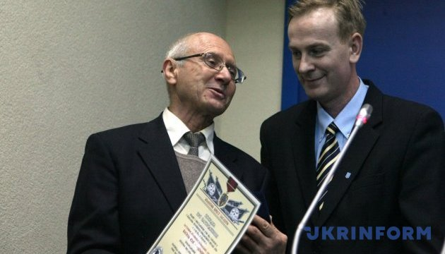 Нащадкам очільників УПА вручили нагороди їхніх батьків
