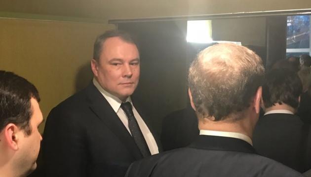 Російського депутата Толстого обрали віцепрезидентом ПАРЄ з другої спроби