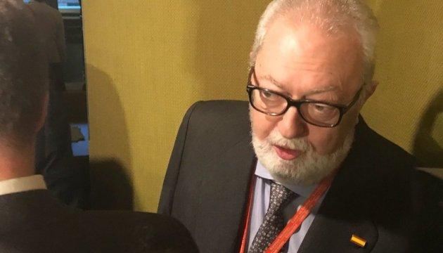Екс-президента ПАРЄ Аграмунта позбавили майже всіх прав членів ПАРЄ - Ар'єв
