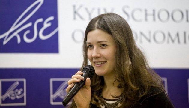 Українка потрапила до рейтингу молодих лідерів Європи за версією Forbes
