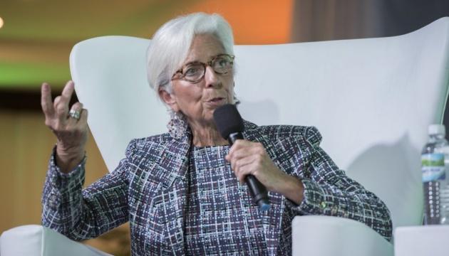 Кристін Лагард підтримали на посаду президента Європейського Центробанку