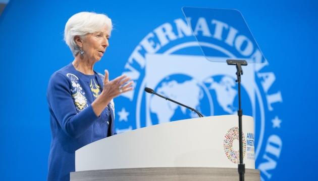 Лагард не исключает значительного удара по глобальной экономике