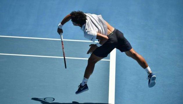 Australian Open: Сенсаційний кореєць Хен Чон вийшов у півфінал