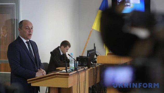 Началом российской агрессии были Харьковские соглашения по Черноморскому флоту - Парубий