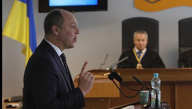 Andriy Paroubiy : la Russie préparait son agression contre l'Ukraine depuis 2012
