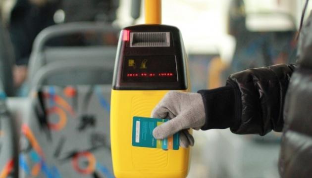 В городском транспорте Одессы вводят е-билет
