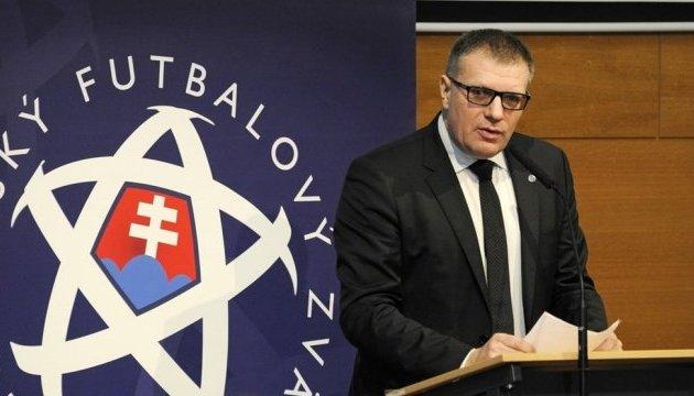 Президент Футбольної асоціації Словаччини: Я мріяв про інших суперників у Лізі націй
