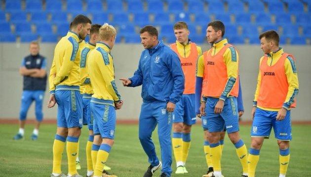 Андрій Шевченко: чехи і словаки грають у привабливий футбол