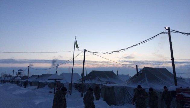 На Харківщині горіло наметове містечко 92-ї бригади, четверо постраждалих