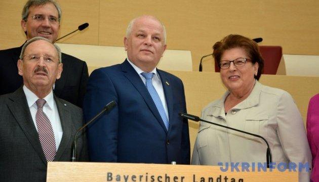 Кубів пообіцяв німецьким партнерам підтримку бізнес-проектів в Україні