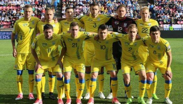 Ліга націй УЄФА: Став відомий календар матчів збірної України